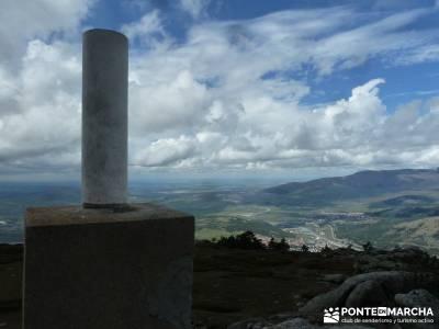 Cabeza Líjar; Cerro Salamanca; Cueva Valiente; viajes a la montaña; excursiones en semana santa